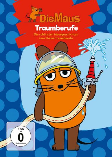 Die Sendung mit der Maus : Traumberufe. DVD
