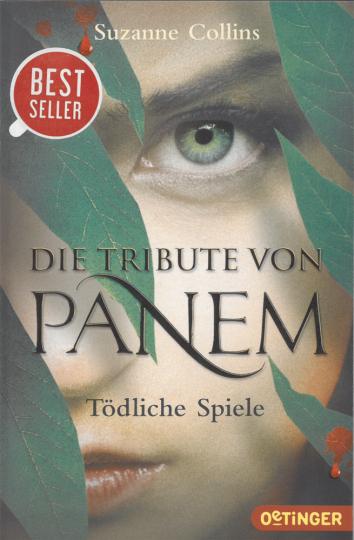 Die Tribute von Panem - Teil 1-3, 3 Bände