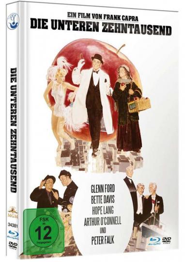 Die unteren Zehntausend (Blu-ray & DVD im Mediabook)