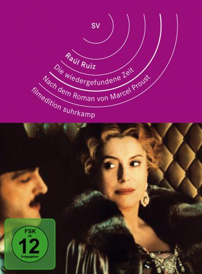 Die wiedergefundene Zeit. DVD.