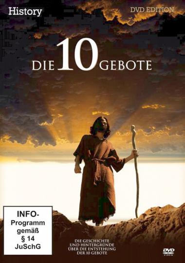 Die zehn Gebote DVD
