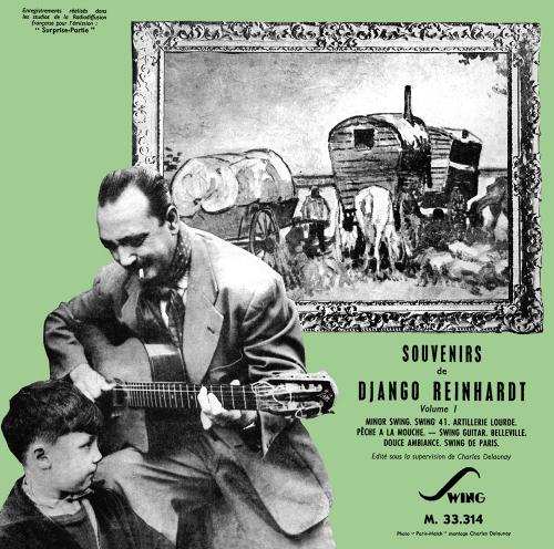 Django Reinhardt. Souvenirs De Django Reinhardt. CD.