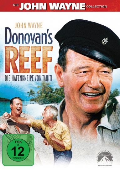 Donovans Reef. DVD