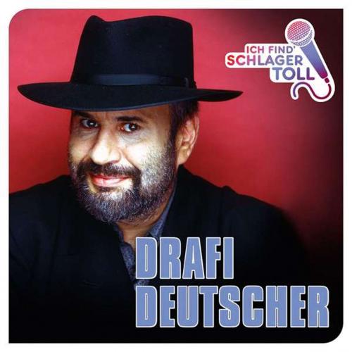 Drafi Deutscher. Ich find« Schlager toll (Das Beste). CD.