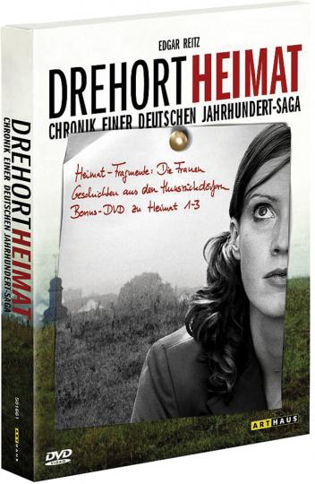Drehort Heimat - Chronik einer deutschen Jahrhundert-Saga. 3 DVDs.