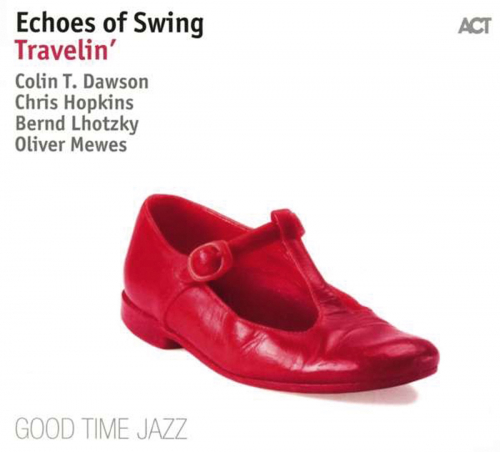 Echoes Of Swing. Travelin'. CD.