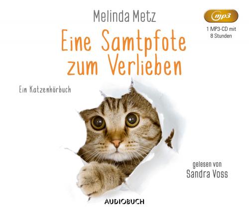 Eine Samtpfote zum Verlieben. Ein Katzenhörbuch. 1 mp3-CD.