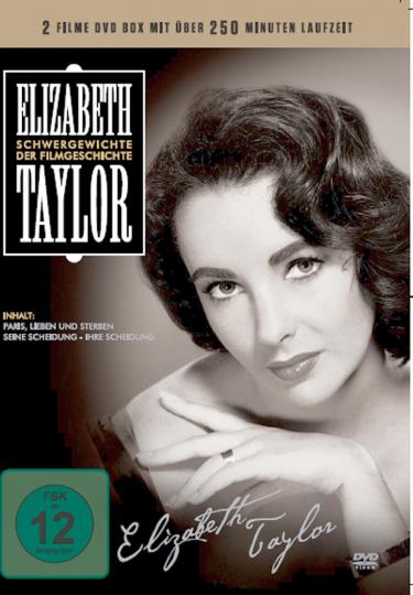 Elizabeth Taylor DVD