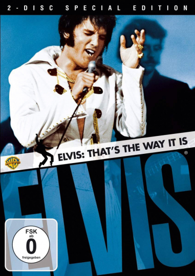 Elvis - That's the Way it is (OmU) (Special Edition). DVD
