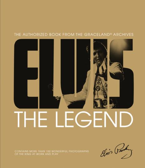Elvis. The Legend.