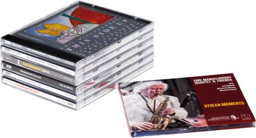 Emil Mangelsdorff. Das L+R Paket. 7 CDs.
