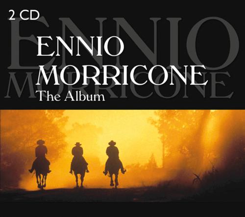 Ennio Morricone. The Album. 2 CDs.