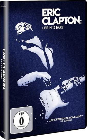 Eric Clapton - Life in 12 Bars (OmU). DVD