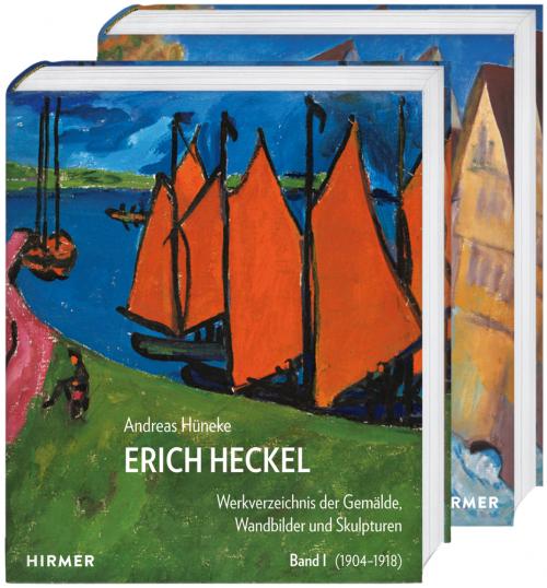 Erich Heckel. Werkverzeichnis der Gemälde, Wandbilder und Skulpturen.