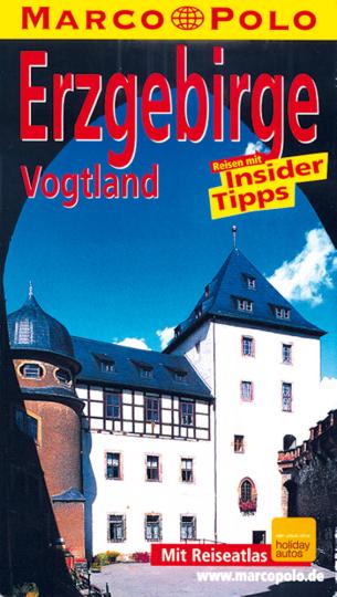 Erzgebirge, Vogtland.