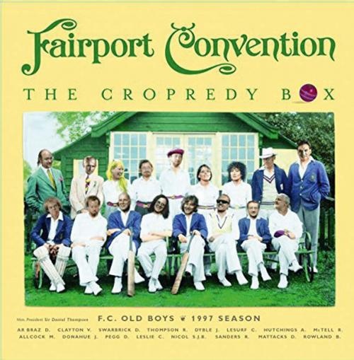 Fairport Convention. The Cropredy Box. 3 CDs.
