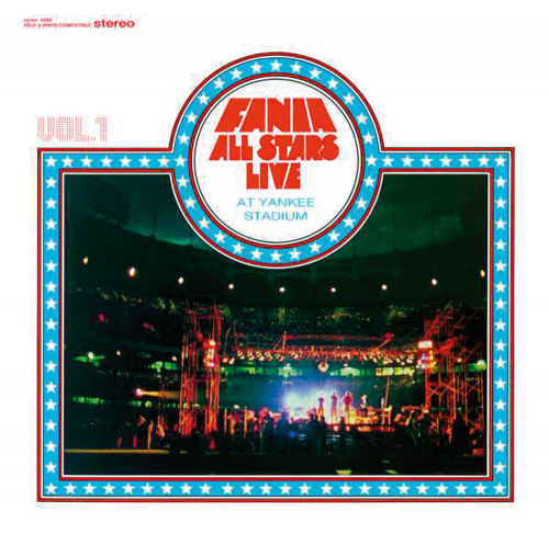 Fania All Stars. Live at Yankee Stadium Vol. 1. CD.