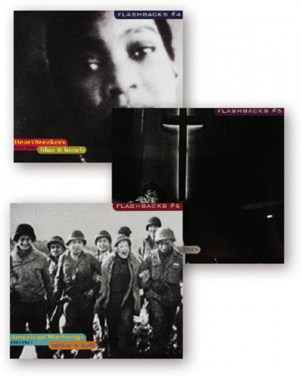 Flashbacks USA. 1926-1947. 3 CDs im Paket.