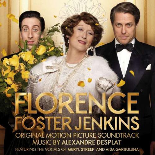 Florence Foster Jenkins. Original Soundtrack. CD.
