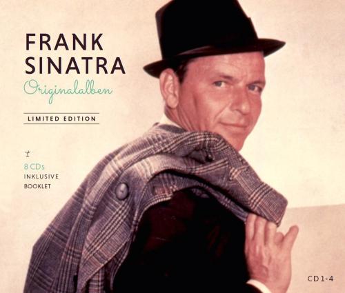 Frank Sinatra. Originalalben. 8 CDs.