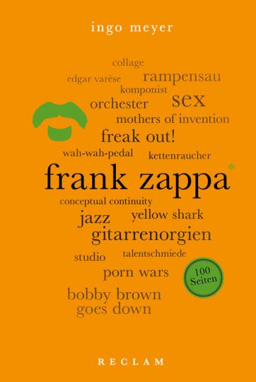 Frank Zappa. 100 Seiten.