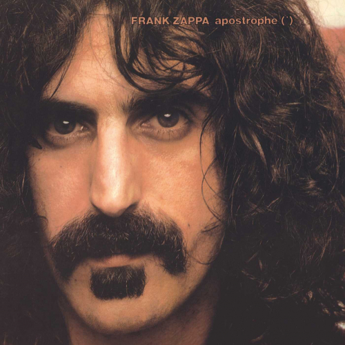 Frank Zappa. Apostrophe. CD.