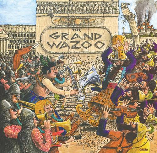 Frank Zappa. The Grand Wazoo. CD.