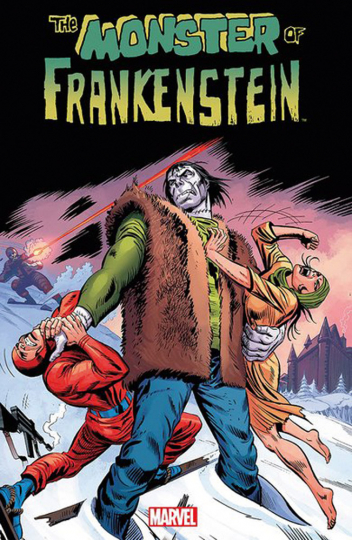 Frankenstein. Classic Collection.