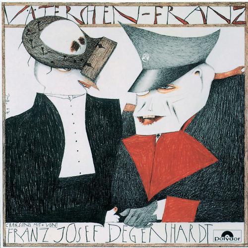 Franz Josef Degenhardt. Väterchen Franz. CD.