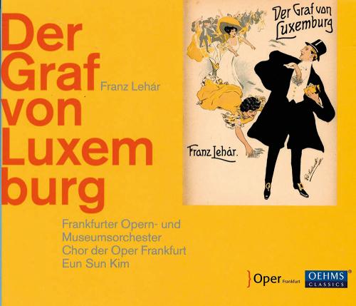 Franz Lehár. Der Graf von Luxemburg. 2 CDs.