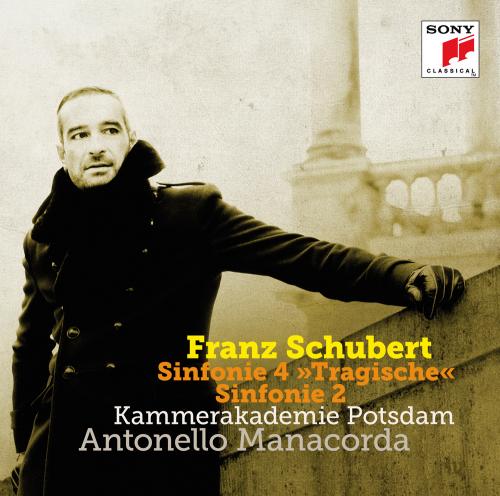 Franz Schubert. Sinfonien 2 & 4. CD.