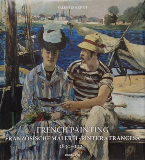 Französische Malerei 1830-1920.
