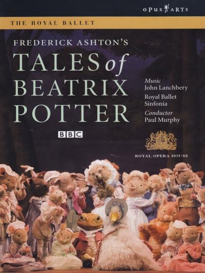 Frederick Ashton's Tales of Beatrix Potter. DVD.
