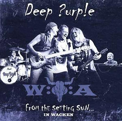 Deep Purple. From The Setting Sun... 2 CDs.