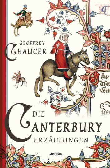 Geoffrey Chaucer. Die Canterbury-Erzählungen.