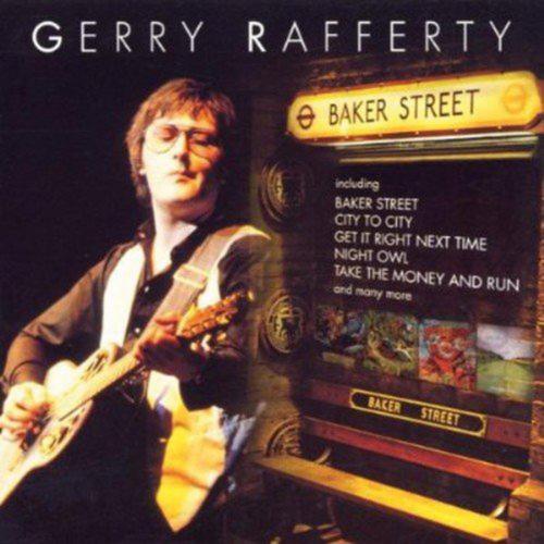 Gerry Rafferty. Baker Street. CD.