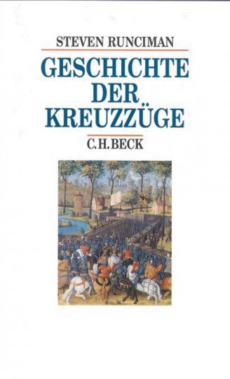 Geschichte der Kreuzzüge.