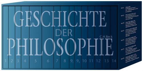 Geschichte der Philosophie. Gesamtwerk.