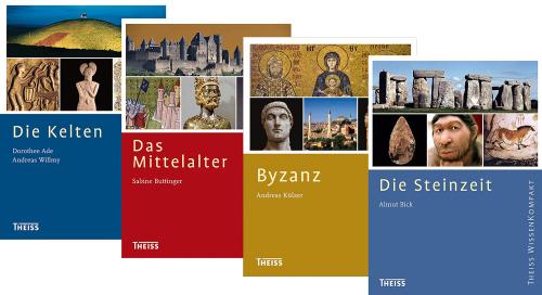 Geschichte. Wissen Kompakt Paket. 4 Bände.