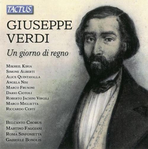 Giuseppe Verdi (1813-1901). Un Giorno Di Regno. 2 CDs.