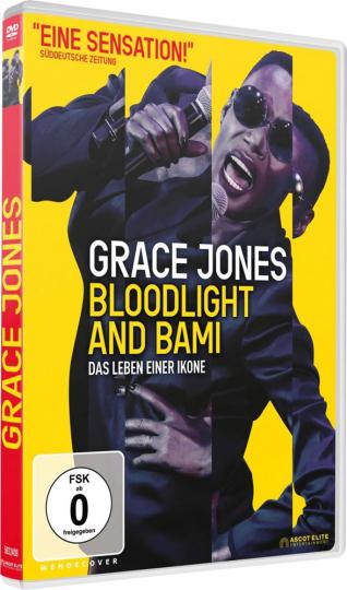 Grace Jones: Bloodlight And Bami (OmU). DVD.