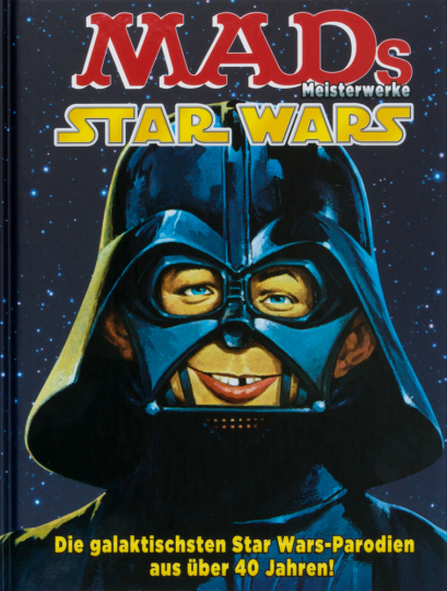 Graphic Novel MADs Meisterwerke Star Wars