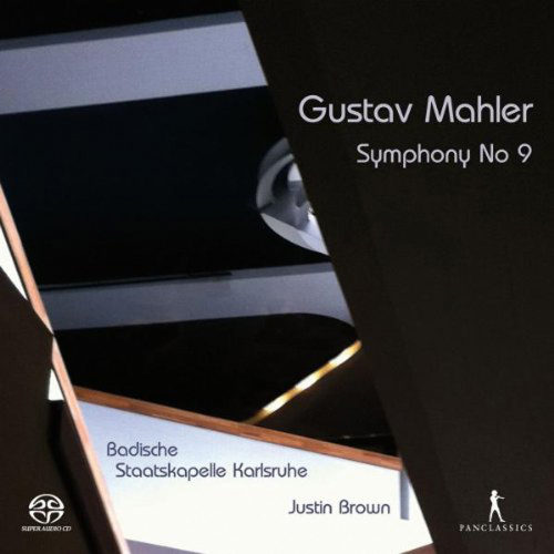 Gustav Mahler. Symphonie Nr.9. Super Audio CD.