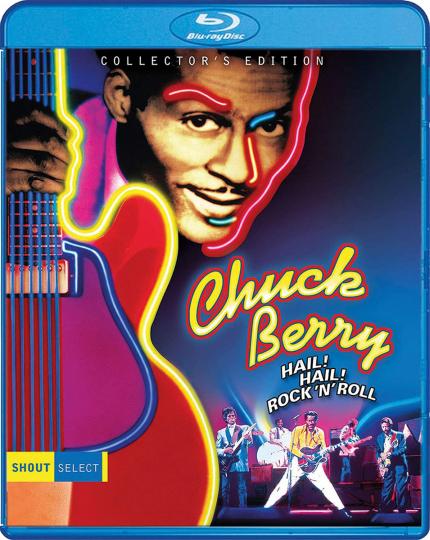 Hail, Hail...Rock'n' Roll. Blu-ray.