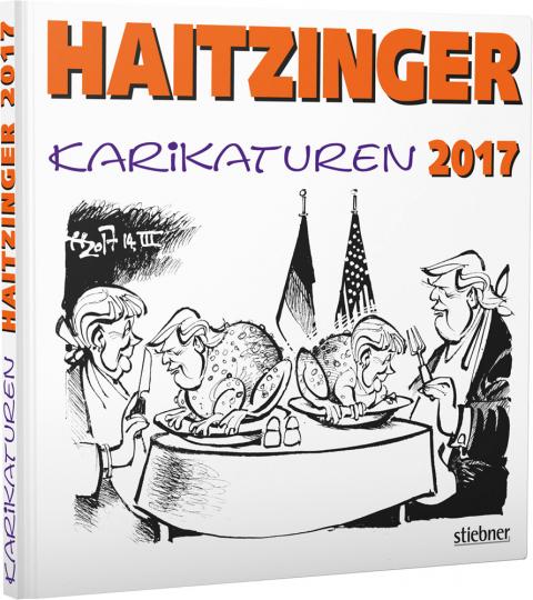 Haitzinger Karikaturen 2017.