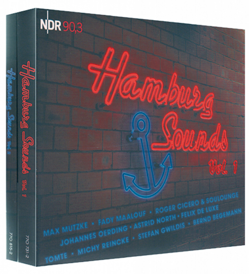 Hamburg Sounds. 3 CDs.