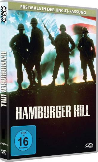 Hamburger Hill. DVD.
