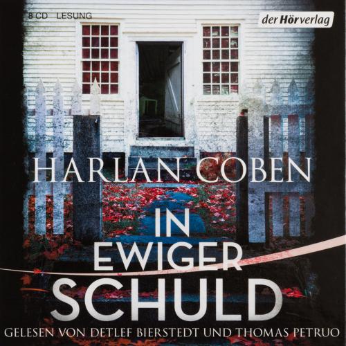 Harlan Coben. In ewiger Schuld. 8 CDs.