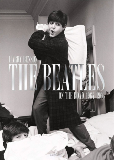 Harry Benson. The Beatles. On the Road 1964-66.