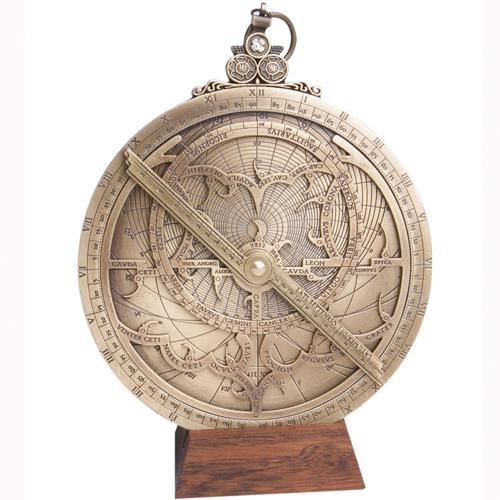 Astrolabium nach Georg Hartmann.